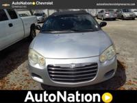 2005 Chrysler Sebring Conv Our Location is: AutoNation