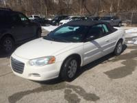2005 Chrysler Sebring GTC Convertible ONLY 74k Miles!!!