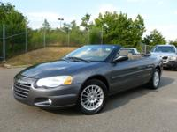Options Included: N/AThis 2005 Chrysler Sebring Touring