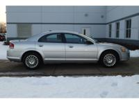 Exterior Color: silver, Body: Sedan, Engine: 2.7L V6