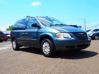 3.3 LITER V6/AUTOMATIC, CLEAN CARFAX, SEATING FOR 8,
