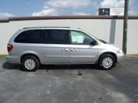 Options Included: N/AThis 2005 Chrysler Town&Country LX
