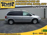 Options Included: N/AThis 2005 Chrysler Town&country