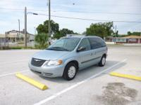 IN GREAT CONDITION 2005 CHRYSLER TOWN & COUNTRY , WITH