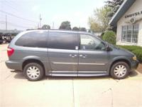 Options Included: N/AUsed 2005 Chrysler Town & Country