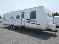 2005 Citation by Thor design 37Z. This camper is 37'