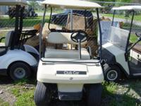 2005 Club Car DS - Gas  Good Tires and Hub Caps New