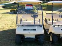 I have 7 like new 2005 Club cars very nice carts. They