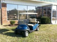 2005 Club Auto Precedent Gas - 4-Passenger Golf Cart