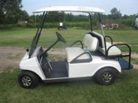 I have a 2005 Club Car Golf Cart. It is in excellent