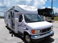 2005 Coachmen Concord 26,685 miles 2 slide outs.