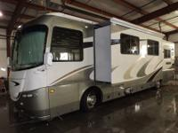 UP FOR SALE IS A 2005 COACHMEN CROSS COUNTRY 354 MBS