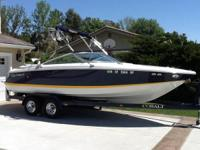 2005 Cobalt 220. 22 foot long 2005 Cobalt 220 model in