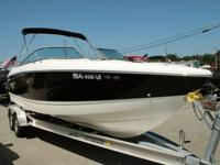 Very clean, 2005 Cobalt 250 26 foot bowrider for sale.