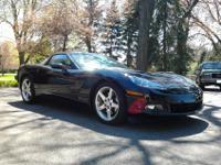 Great chance! This Corvette is ALL stock. Everything is