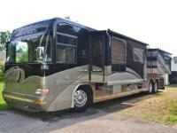 42 FOOT 2005 COUNTRY COACH Intrique MOTORHOME WITH ONLY