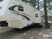 2005 Crossroads Cruiser 28RK, single slide, checked and