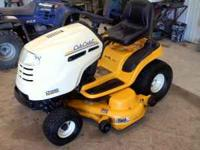 I have a 2005 cub cadet Lt1050 in excellent shape. It