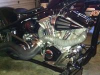 One of a kind, custom built chopper $18,000 or best