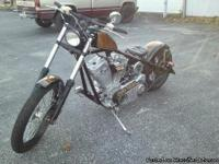 2005 SUCKER PUNCH SALLY TRADITIONAL BOBBER 14,128