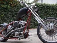 3500 miles 2005 West Coast Chopper CFL. Very Reliable.