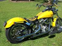 Year: 2005 Exterior Color: YellowMake: Custom Built