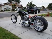 I am selling my one-off 2005 custom chopper which has a