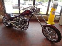You are bidding on a 2005 Custom Chopper. Jesse James