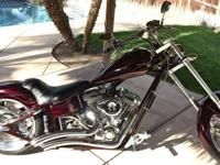 "2005 Saxon Warlord Chopper. ""The WarLord"" is the"