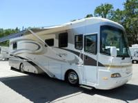 2005 Damon Astoria model 3595 Diesel Pusher w/Super