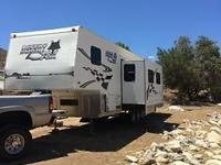 Desert Fox Manufacture, 2005 38' 5th wheeler with