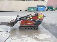 2005 Ditch Witch SK500 DITCH WITCH SK500 24 HP 500 LB