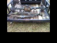 Hello i am selling a Rear end out of my 2005 dodge 3/4