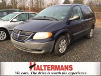 Right van! Right price! Best color! This handsome 2005