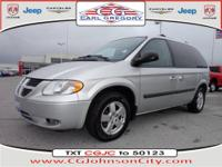 Have we got the mini-van for you! This 2005 Caravan