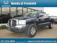 Honda of Freehold presents this 2005 DODGE DAKOTA 4DR