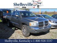 2005 Dodge Dakota SLT 4WD 6-Speed Manual 4.7L V8 MPI