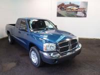 Options Included: N/A2005 DODGE Dakota 2dr Club Cab
