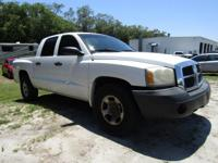 Look at this 2005 Dodge Dakota ST. Its transmission and