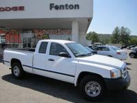Options Included: N/AThis 2005 Dodge Dakota ST is