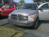 Description Make: Dodge Model: Durango Year: 2005 VIN
