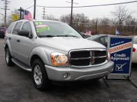 2005 DODGE DURANGO LIMITED 4WD,3rd row seat,