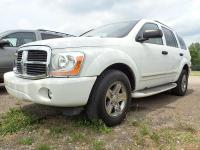 Options:  2005 Dodge Durango Limited 4Dr