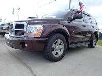 Options:  2005 Dodge Durango Limited 4Wd 4Dr