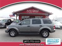 Options:  2005 Dodge Durango Boldly Styled This 2005