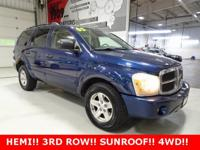 * LOCAL TRADE *, * 4WD *, * SUNROOF/MOONROOF *, * 3RD