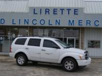 Options Included: Fog/Driving Lamps, Rear Defroster,