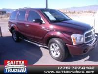 Options Included: ;4 Doors;4-Wheel ABS Brakes;4.7 Liter