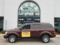 Options Included: N/AThis 2005 Dodge Durango SLT is