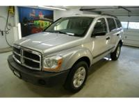 4WD! Low Miles! Well Maintained! See more photos and